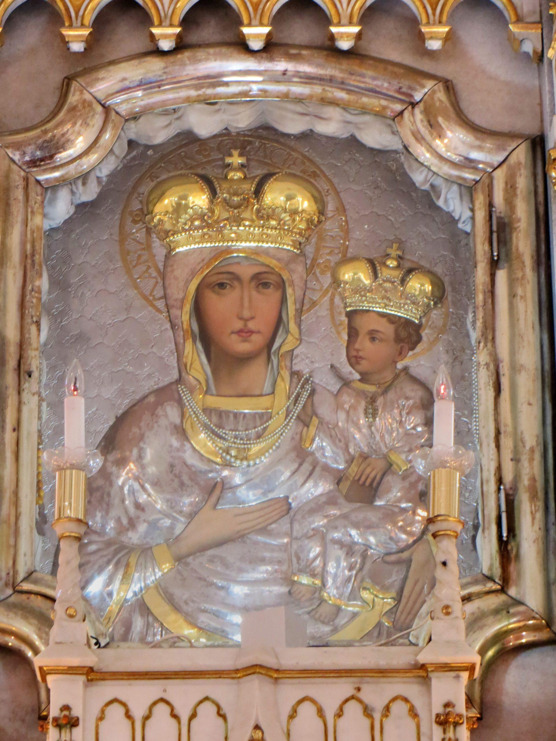 15.srpna 2021 Slavnost Nanebevzetí Panny Marie